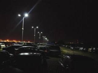 Tani parking przy lotnisku Okęcie w Warszawie-2