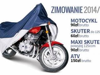 Zimowanie motocykla Warszawa-1